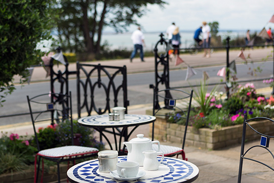 Tea Rooms Terrace