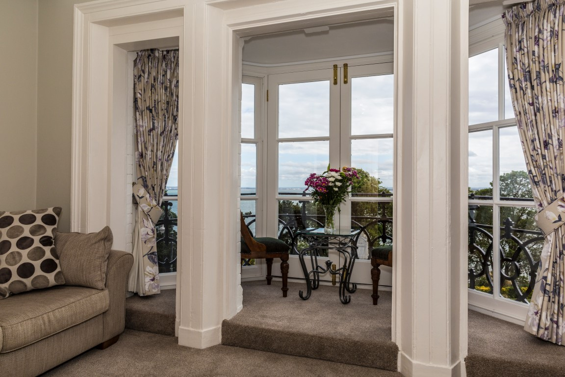 Gleneagles Estuary Suite view