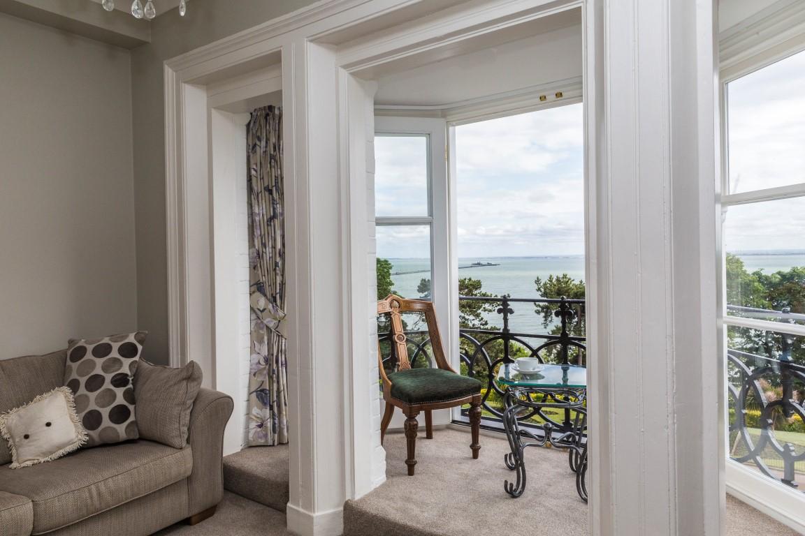 Gleneagles Estuary Suite view