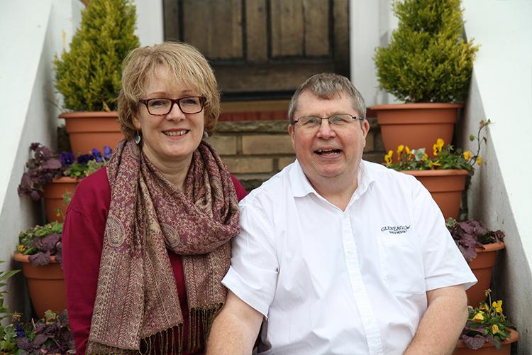 Gleneagles Owners Garry & Penny Lowen